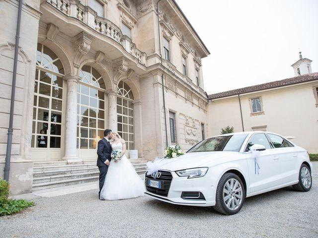 Il matrimonio di Roberto e Vanessa a Ospitaletto, Brescia 122