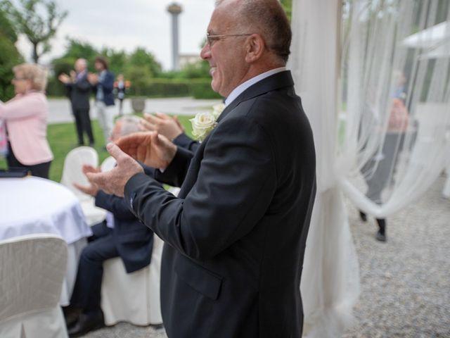 Il matrimonio di Roberto e Vanessa a Ospitaletto, Brescia 126