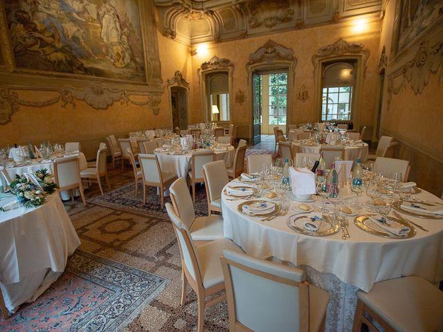 Il matrimonio di Roberto e Vanessa a Ospitaletto, Brescia 127