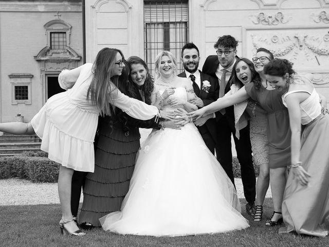 Il matrimonio di Roberto e Vanessa a Ospitaletto, Brescia 129