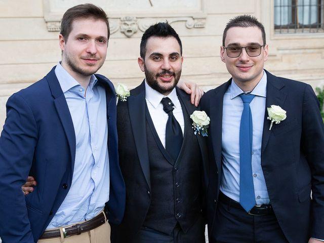 Il matrimonio di Roberto e Vanessa a Ospitaletto, Brescia 131