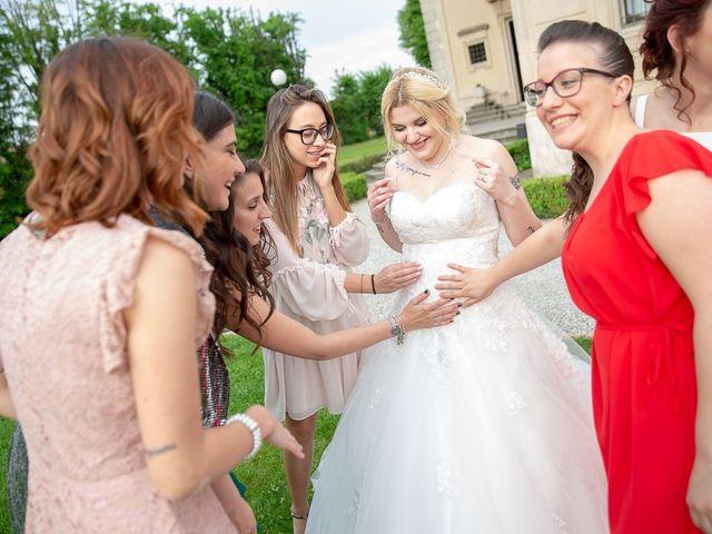 Il matrimonio di Roberto e Vanessa a Ospitaletto, Brescia 134