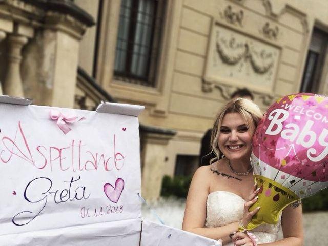 Il matrimonio di Roberto e Vanessa a Ospitaletto, Brescia 135
