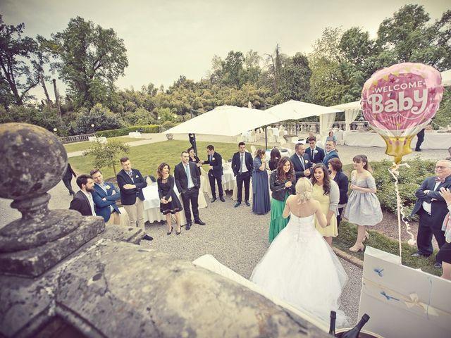 Il matrimonio di Roberto e Vanessa a Ospitaletto, Brescia 136