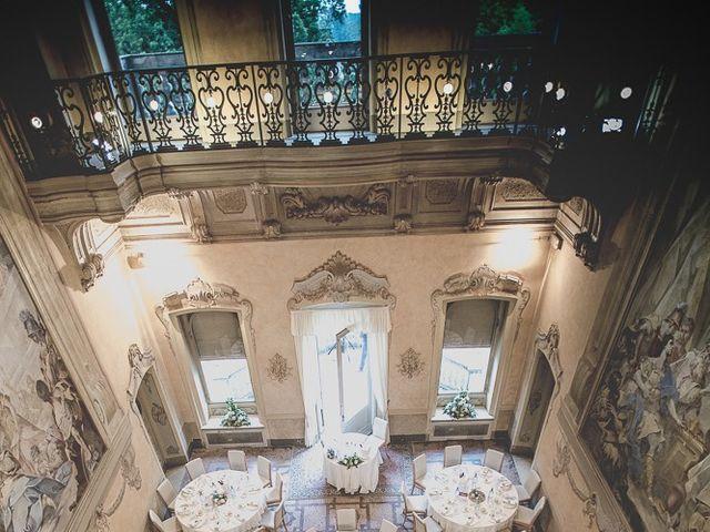 Il matrimonio di Roberto e Vanessa a Ospitaletto, Brescia 137