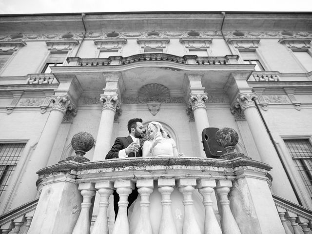 Il matrimonio di Roberto e Vanessa a Ospitaletto, Brescia 138