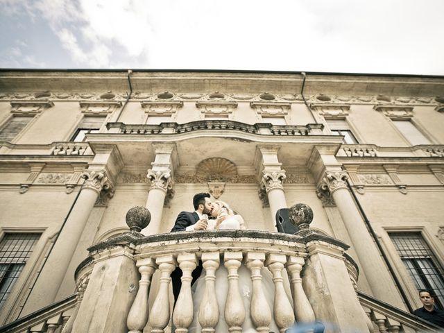 Il matrimonio di Roberto e Vanessa a Ospitaletto, Brescia 139