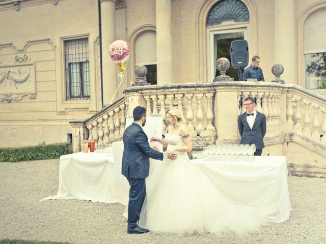 Il matrimonio di Roberto e Vanessa a Ospitaletto, Brescia 140