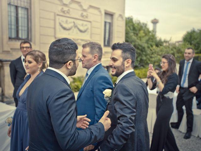 Il matrimonio di Roberto e Vanessa a Ospitaletto, Brescia 141