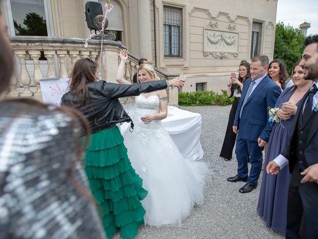 Il matrimonio di Roberto e Vanessa a Ospitaletto, Brescia 142