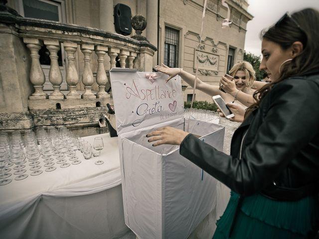 Il matrimonio di Roberto e Vanessa a Ospitaletto, Brescia 143