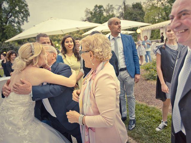 Il matrimonio di Roberto e Vanessa a Ospitaletto, Brescia 146