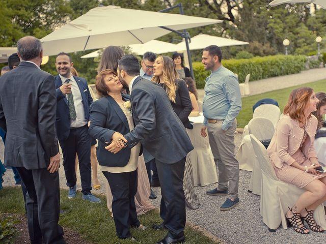 Il matrimonio di Roberto e Vanessa a Ospitaletto, Brescia 147