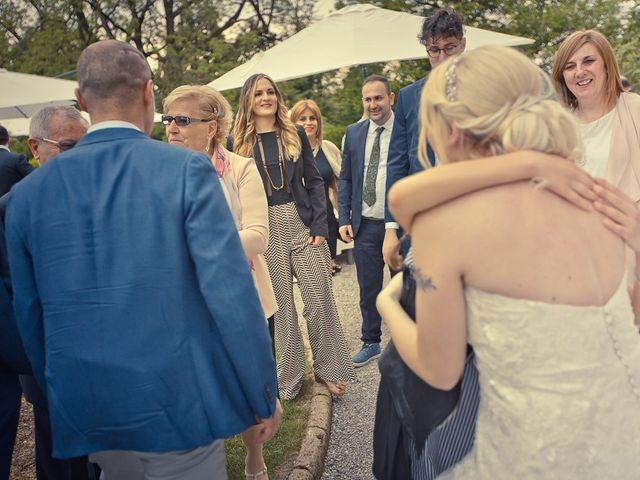Il matrimonio di Roberto e Vanessa a Ospitaletto, Brescia 149