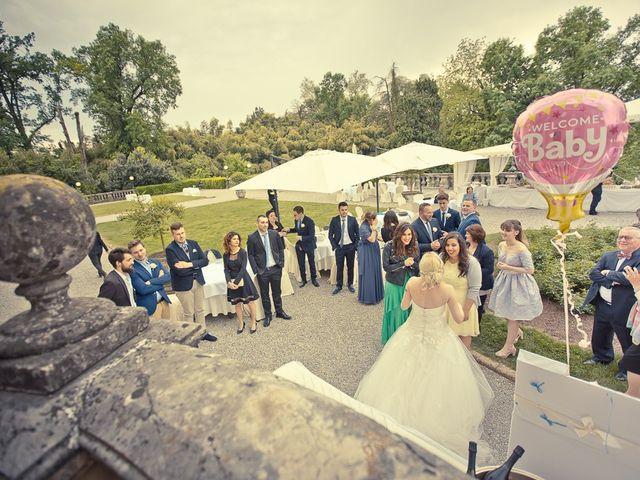 Il matrimonio di Roberto e Vanessa a Ospitaletto, Brescia 152