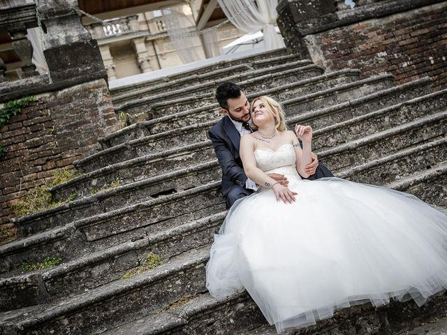 Il matrimonio di Roberto e Vanessa a Ospitaletto, Brescia 155