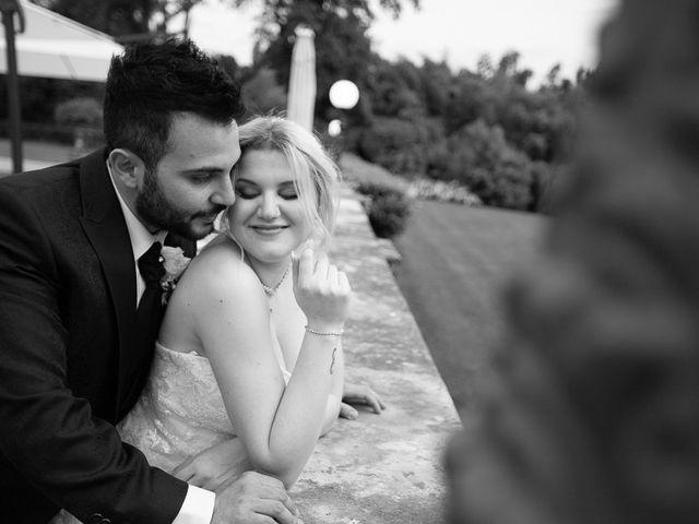 Il matrimonio di Roberto e Vanessa a Ospitaletto, Brescia 158