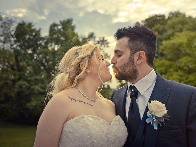 Il matrimonio di Roberto e Vanessa a Ospitaletto, Brescia 160