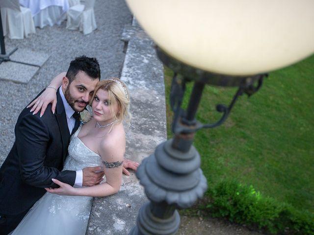 Il matrimonio di Roberto e Vanessa a Ospitaletto, Brescia 162