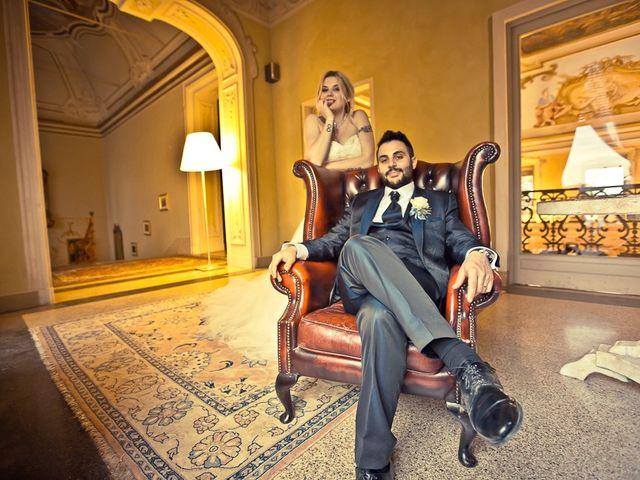 Il matrimonio di Roberto e Vanessa a Ospitaletto, Brescia 163