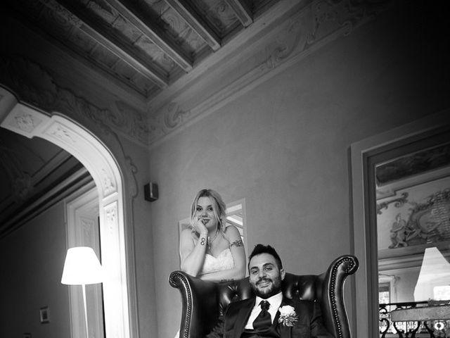 Il matrimonio di Roberto e Vanessa a Ospitaletto, Brescia 164