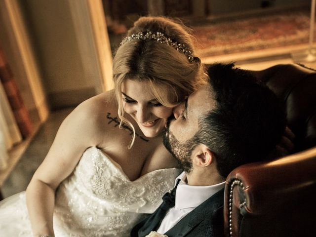 Il matrimonio di Roberto e Vanessa a Ospitaletto, Brescia 165
