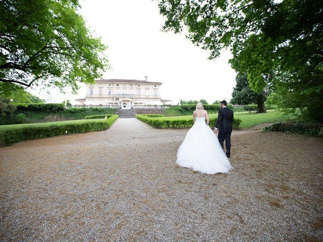 Il matrimonio di Roberto e Vanessa a Ospitaletto, Brescia 167