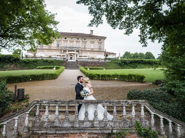 Il matrimonio di Roberto e Vanessa a Ospitaletto, Brescia 169