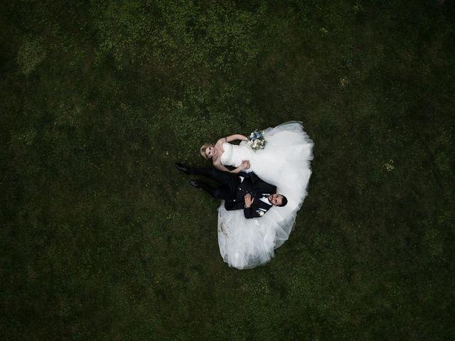 Il matrimonio di Roberto e Vanessa a Ospitaletto, Brescia 170