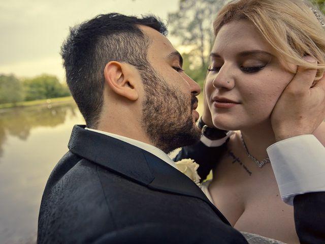 Il matrimonio di Roberto e Vanessa a Ospitaletto, Brescia 172