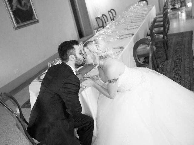 Il matrimonio di Roberto e Vanessa a Ospitaletto, Brescia 176