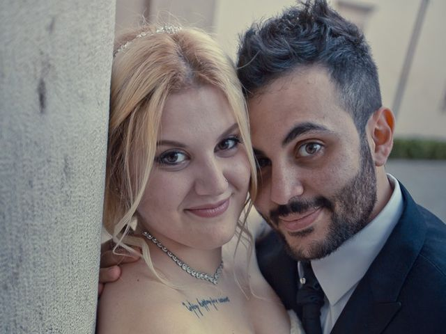 Il matrimonio di Roberto e Vanessa a Ospitaletto, Brescia 179