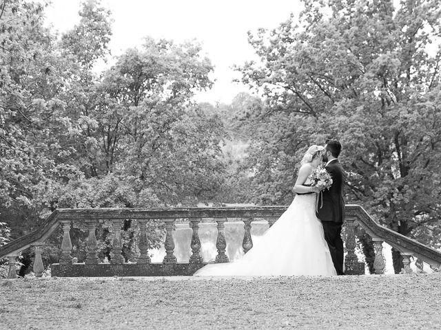 Il matrimonio di Roberto e Vanessa a Ospitaletto, Brescia 183