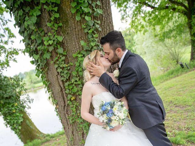 Il matrimonio di Roberto e Vanessa a Ospitaletto, Brescia 184