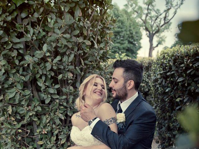 Il matrimonio di Roberto e Vanessa a Ospitaletto, Brescia 187