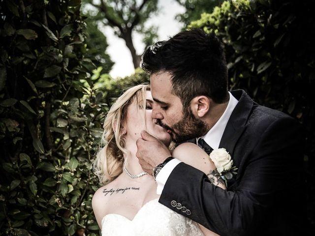 Il matrimonio di Roberto e Vanessa a Ospitaletto, Brescia 188