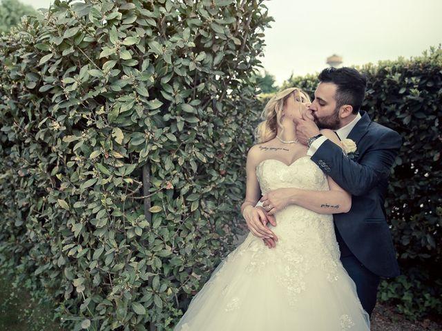 Il matrimonio di Roberto e Vanessa a Ospitaletto, Brescia 189