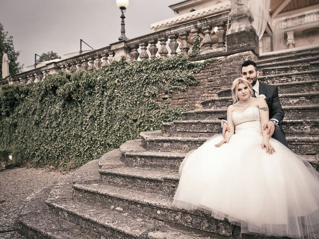 Il matrimonio di Roberto e Vanessa a Ospitaletto, Brescia 192