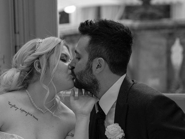 Il matrimonio di Roberto e Vanessa a Ospitaletto, Brescia 195