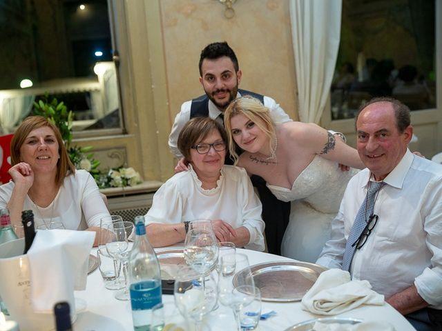 Il matrimonio di Roberto e Vanessa a Ospitaletto, Brescia 196