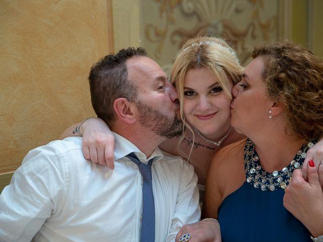 Il matrimonio di Roberto e Vanessa a Ospitaletto, Brescia 197