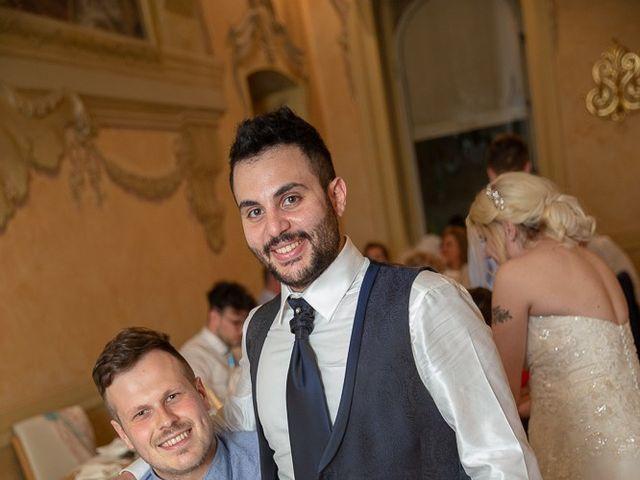 Il matrimonio di Roberto e Vanessa a Ospitaletto, Brescia 199