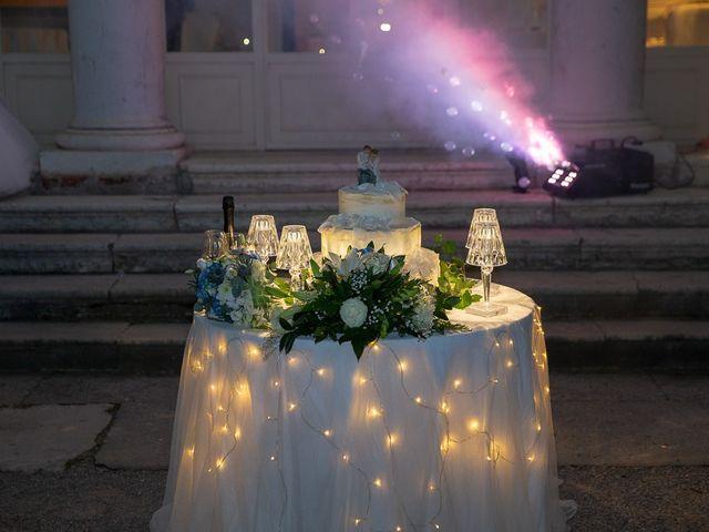 Il matrimonio di Roberto e Vanessa a Ospitaletto, Brescia 200