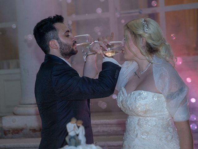 Il matrimonio di Roberto e Vanessa a Ospitaletto, Brescia 204
