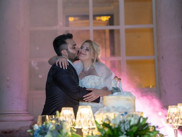 Il matrimonio di Roberto e Vanessa a Ospitaletto, Brescia 205