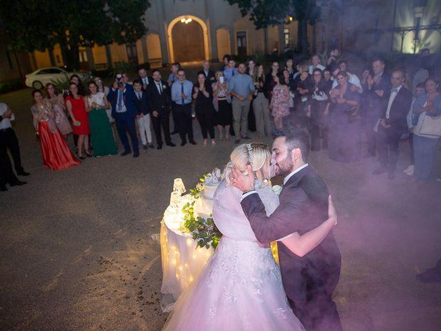 Il matrimonio di Roberto e Vanessa a Ospitaletto, Brescia 206