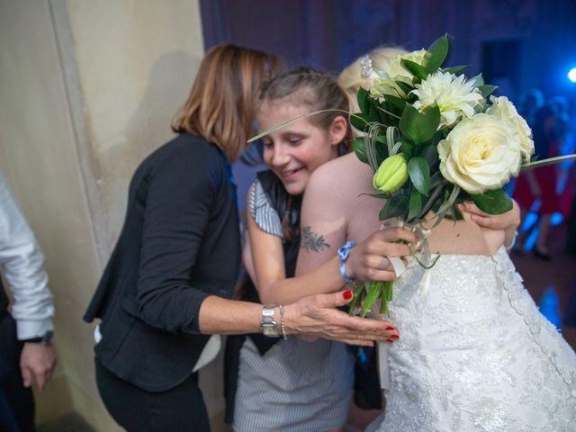 Il matrimonio di Roberto e Vanessa a Ospitaletto, Brescia 209