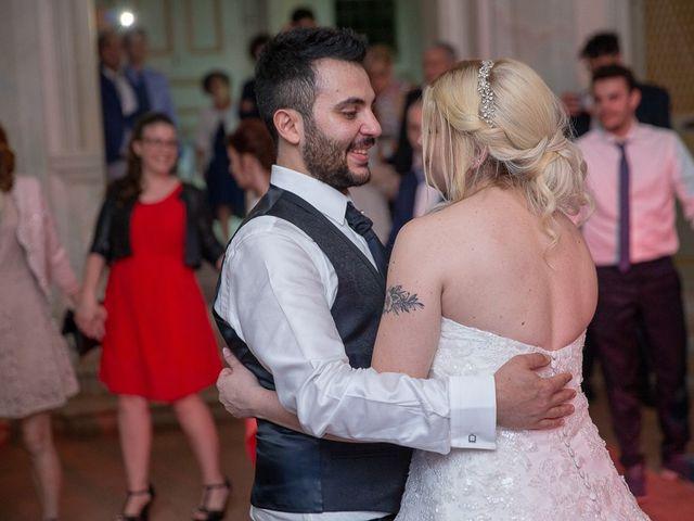 Il matrimonio di Roberto e Vanessa a Ospitaletto, Brescia 210