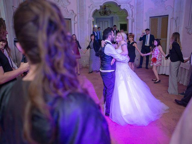Il matrimonio di Roberto e Vanessa a Ospitaletto, Brescia 211