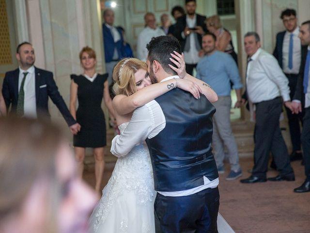 Il matrimonio di Roberto e Vanessa a Ospitaletto, Brescia 212